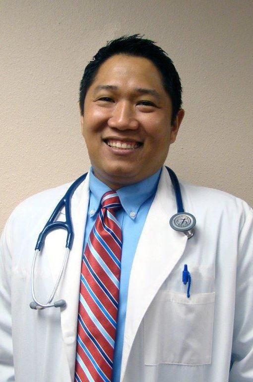 Rudrick V. Ledesma, MD.
