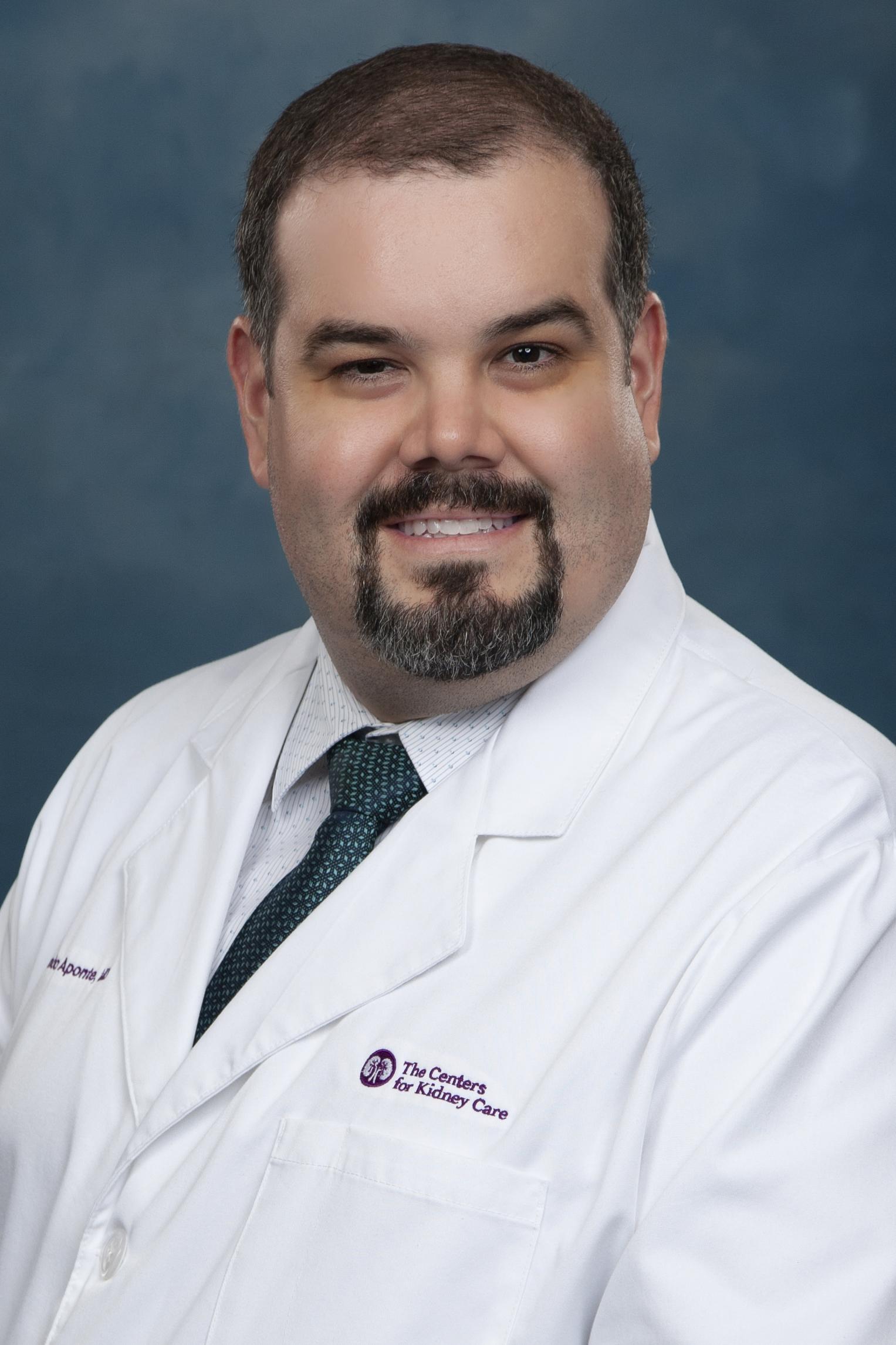 Armando Aponte, MD.